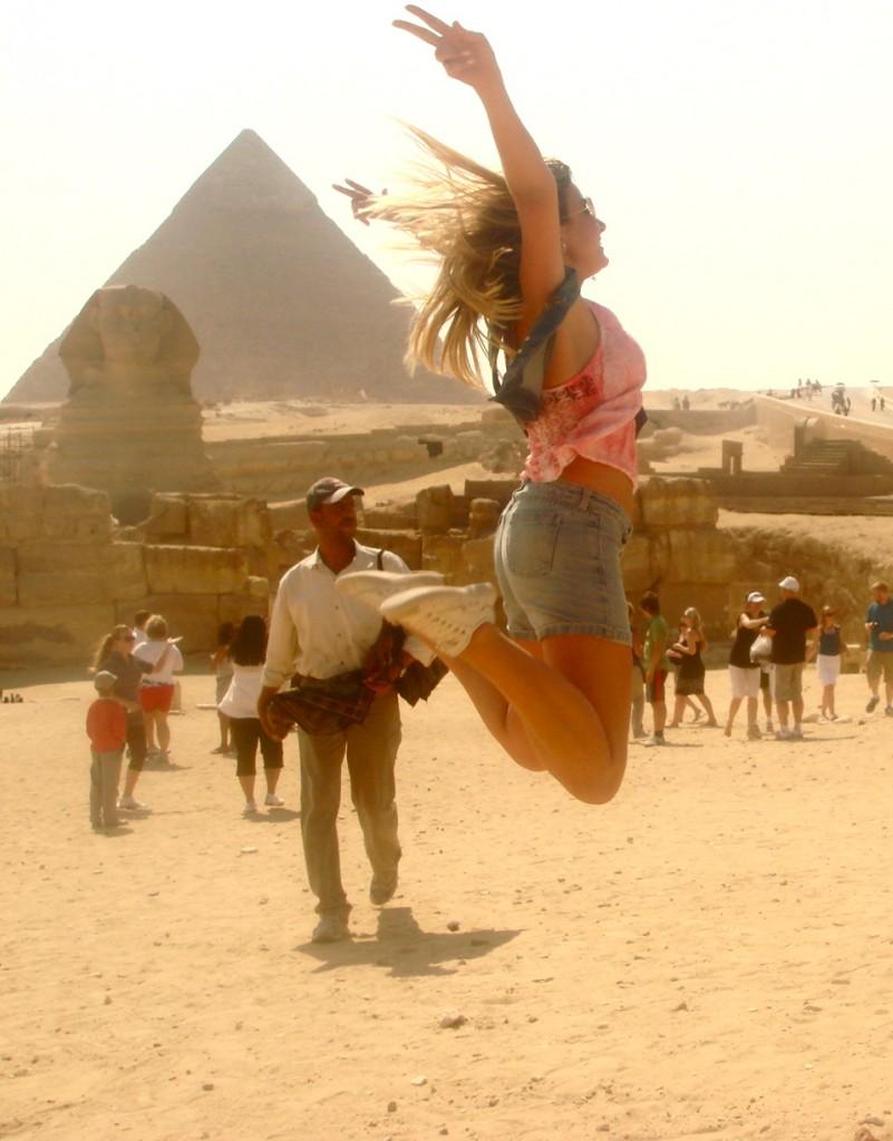 05 ESFINGE e piramides dicas viagem egito