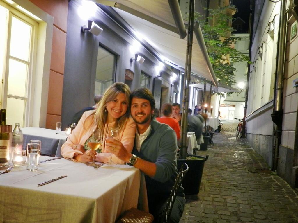 Vander Restaurant, Ljubljana