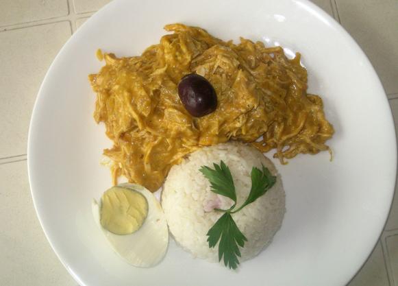 dicas peru culinária peruana aji de gallina