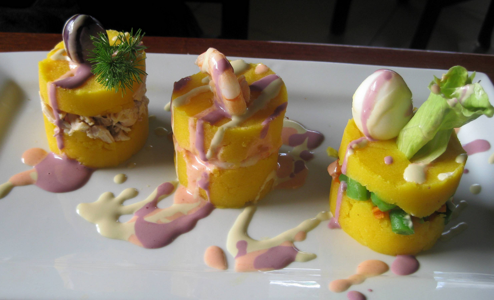 dicas peru culinária peruana causa
