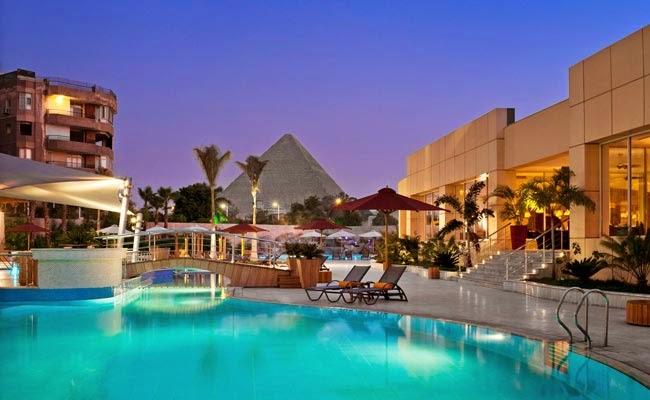 hotel le Méridien Pyramids Hotel egito