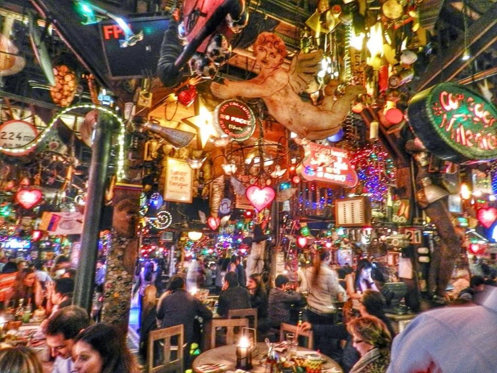 01 Andres Carne de Res Chia Bogota Colombia restaurantes blog lalarebelo dicas de viagem 1 -