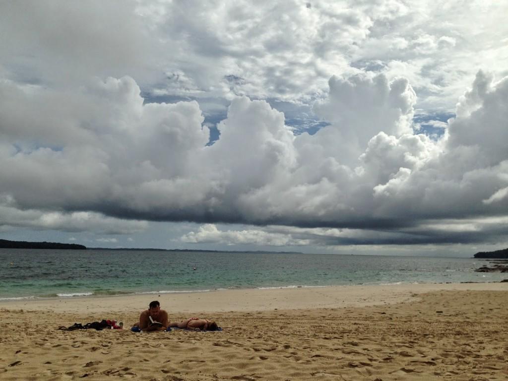 Playa Cacique Isla Contadora