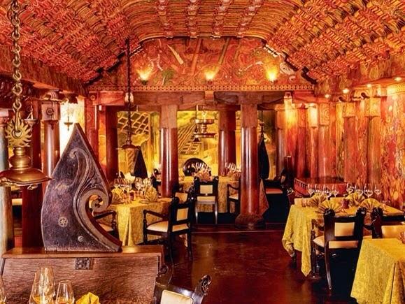 06 The Spice Route - Imperial New Delhi Hotel - restaurantes India Nova Delhi - blog lalarebelo dicas de viagem 2