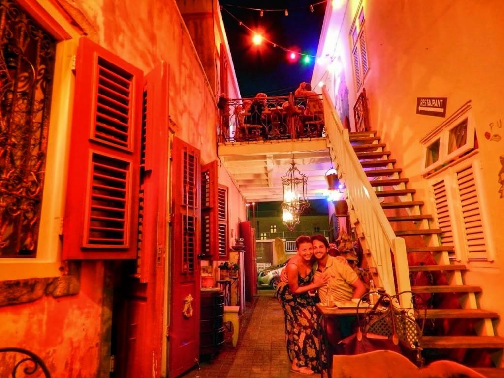 07 Mundo Bizarro - restaurantes Curaçao - Willemstad - Punda Otrobanda Pietermaai - blog lalarebelo dicas de viagem 3