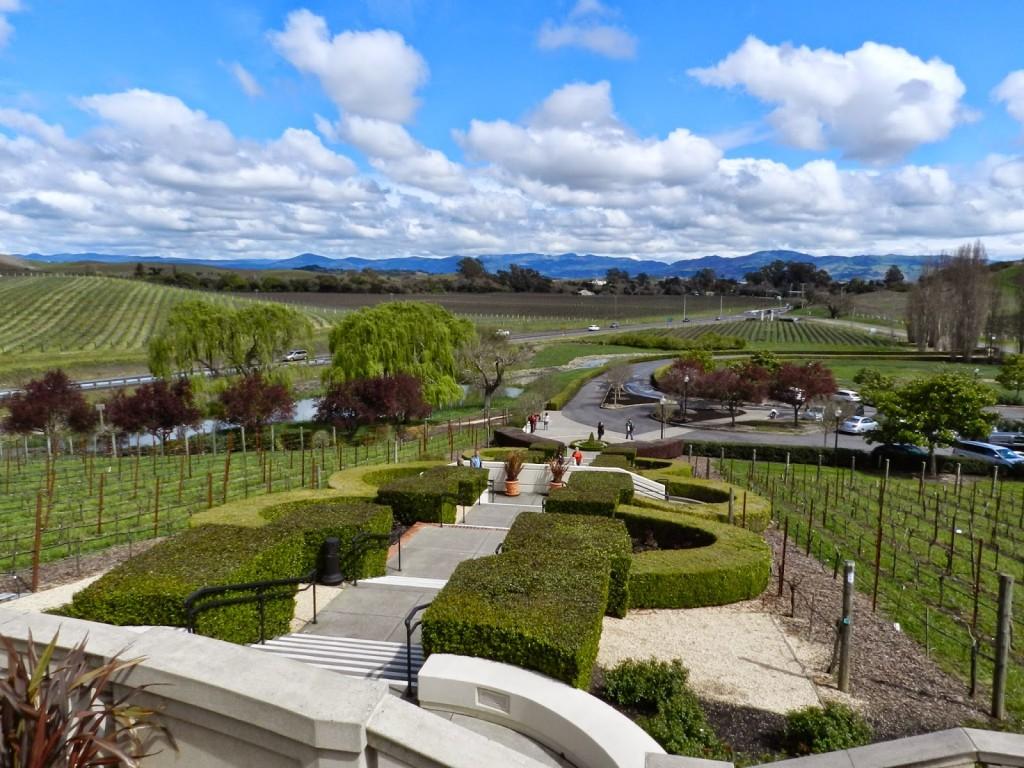 11 Domaine Carneros vinicola napa sonoma valley california dicas blog lalarebelo viagem