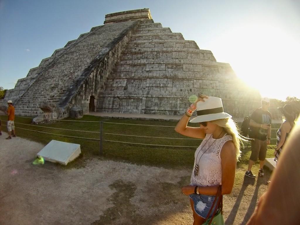 Chichen Itza Mexico Cancun blog lalarebelo dicas de viagem.11