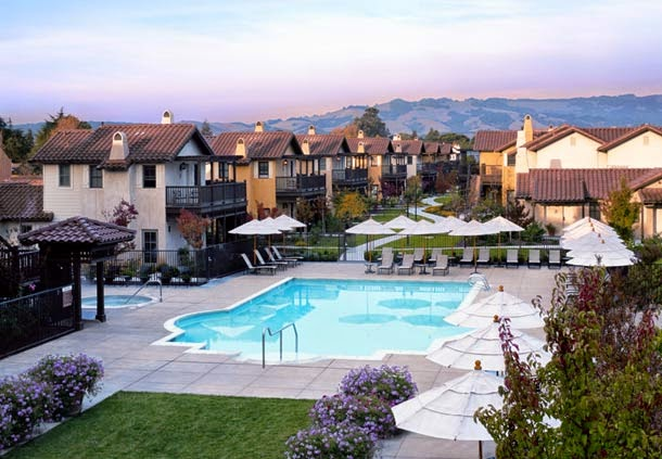 The Lodge at Sonoma Renaissance Marriott POOL 2 california dicas blog lalarebelo viagem