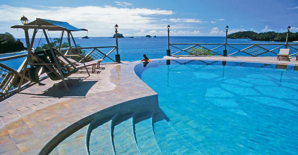 Hotel/Resort Hacienda del Mar, em Isla San Jose, Pearl Islands | foto: site do hotel