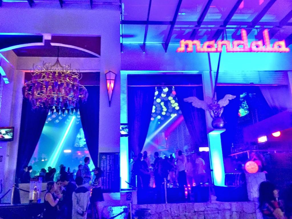 mandala nightclub cancun mexico blog lalarebelo dicas de viagem