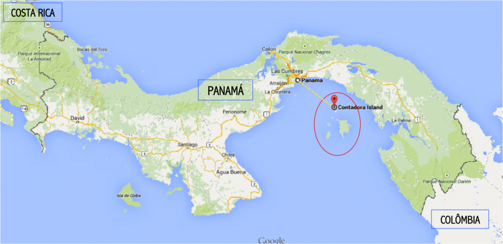 dicas de isla contadora panamá