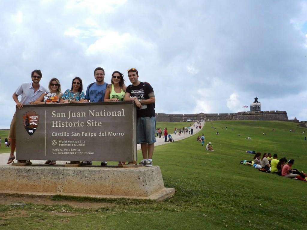 Castillo Felipe del Morro - San Juan Viejo - Puerto Rico - blog lalarebelo 04