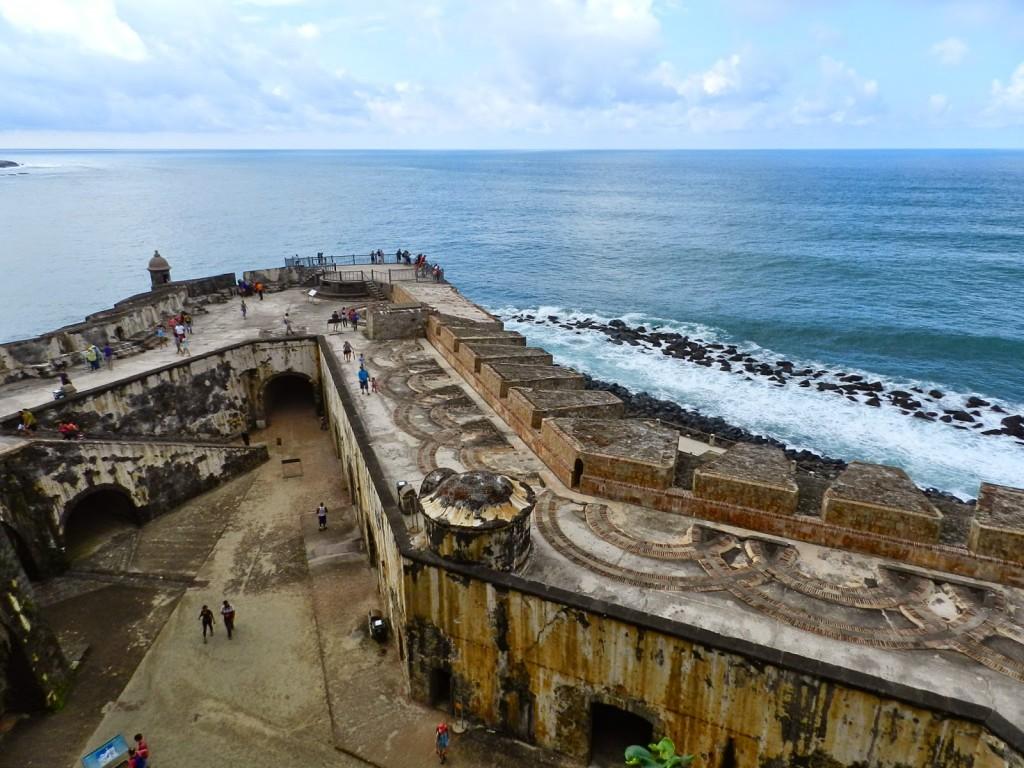 Castillo Felipe del Morro - San Juan Viejo - Puerto Rico - blog lalarebelo 13