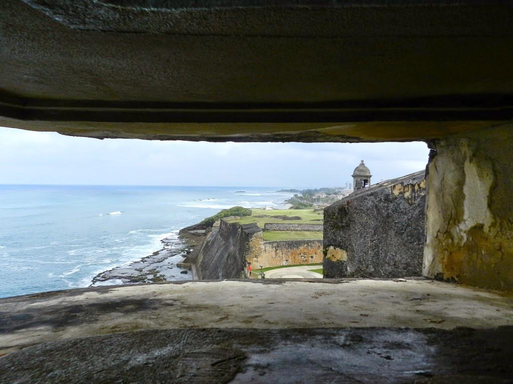 Castillo San Cristobal - San Juan Viejo - Puerto Rico - blog lalarebelo 08