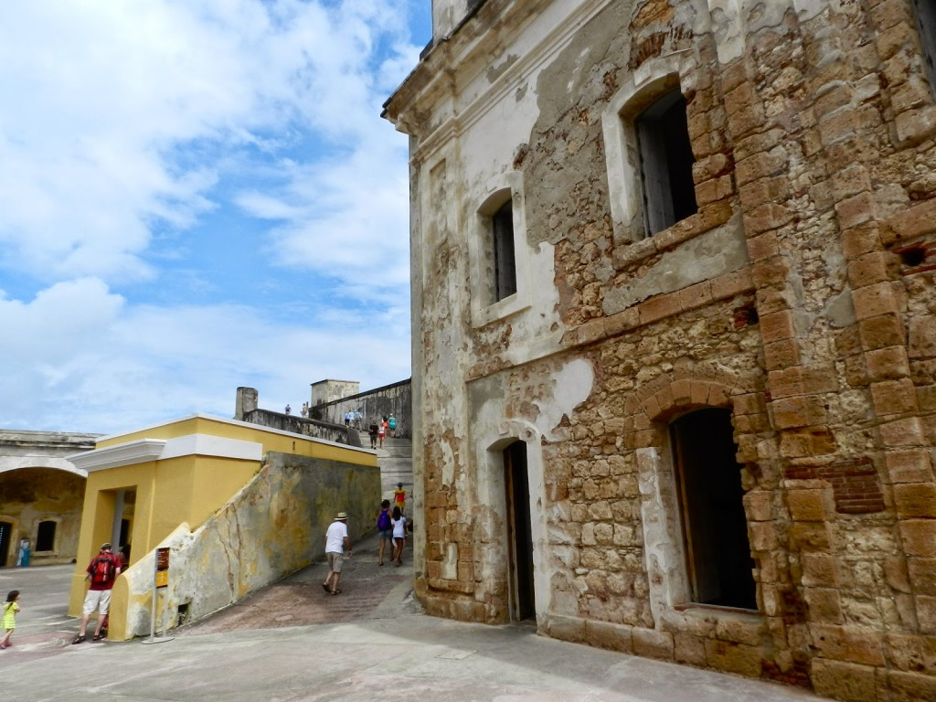 Castillo San Cristobal - San Juan Viejo - Puerto Rico - blog lalarebelo 18
