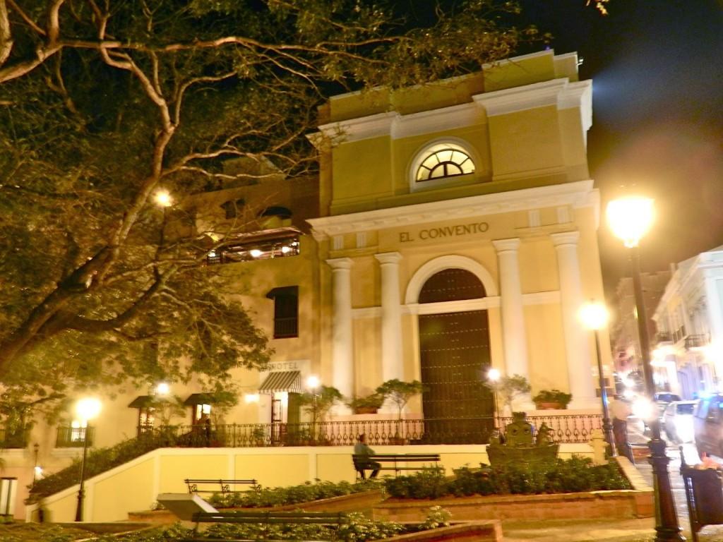 HOTEL EL CONVENTO San Juan Viejo Old Puerto Porto Rico 01