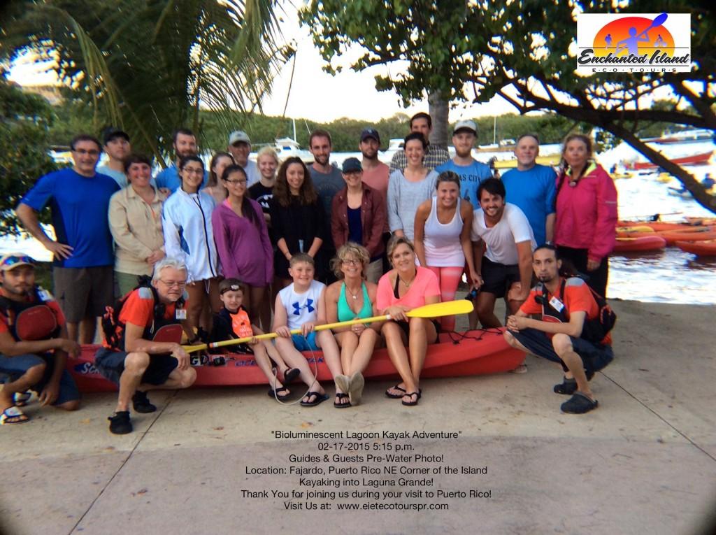 bioluminescent bio bay kayak tour puerto rico las croabas