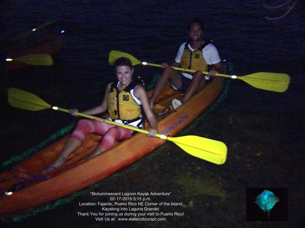 bioluminescencia bio bay tour puerto rico las croabas kayak