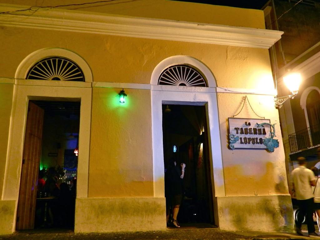 LA TABERNA LUPULO BAR RESTAURANTE Viejo San Juan Old Puerto Porto Rico blog LalaRebelo 03