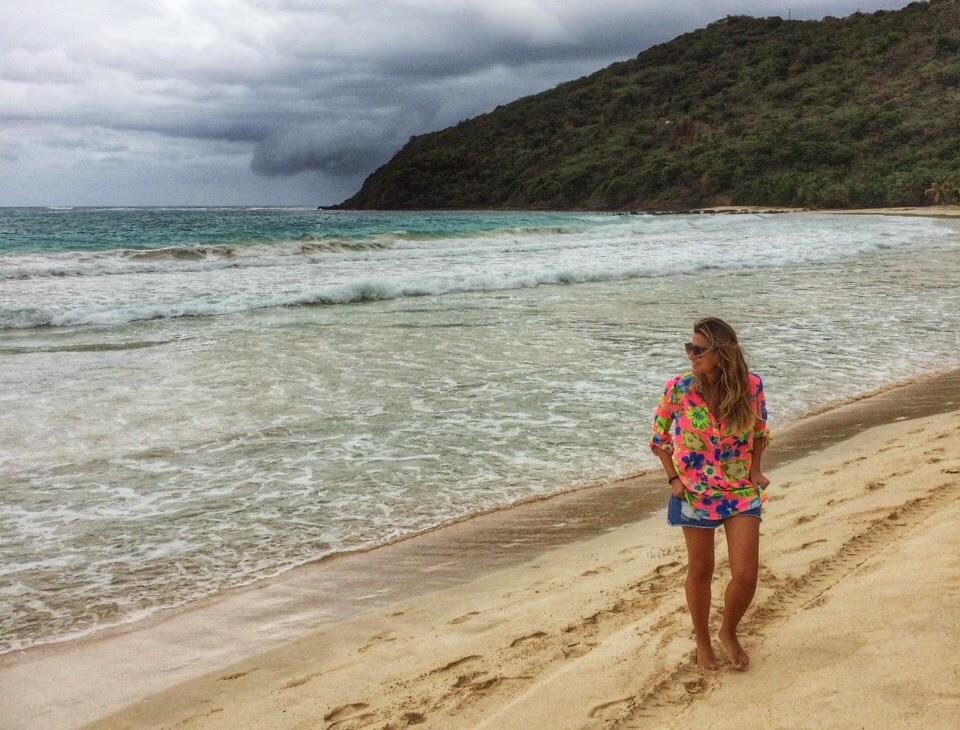 Playa Flamenco Isla Culebra Porto Rico dicas blog lalarebelo04