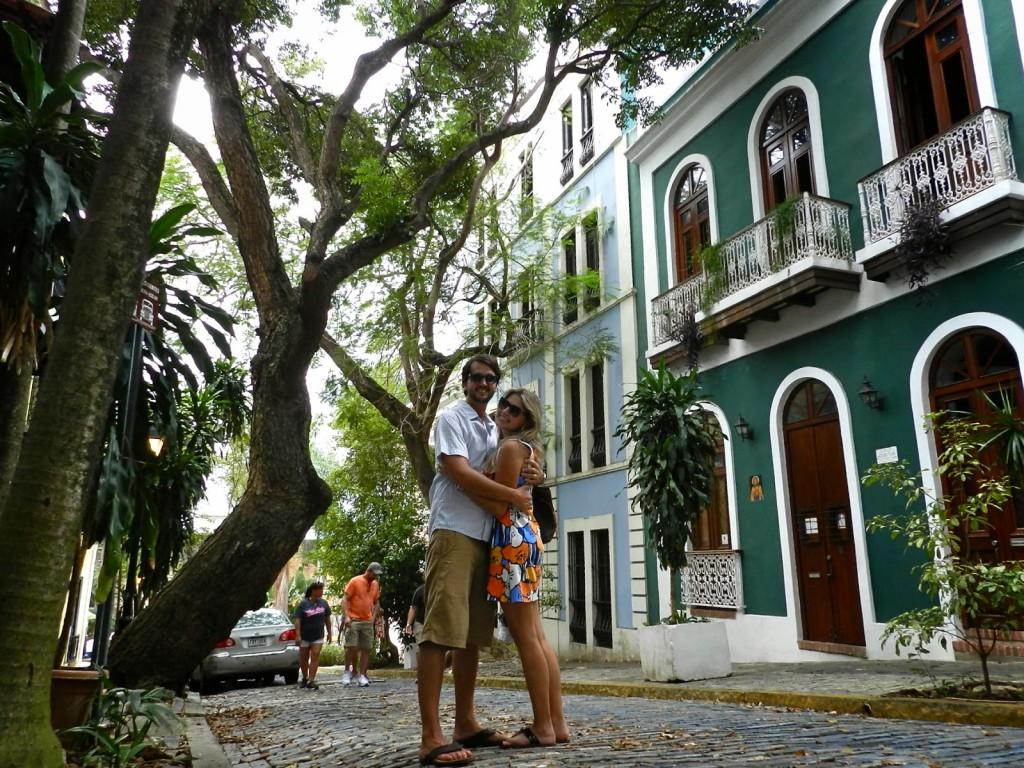 Caleta de San Juan - a rua mais fofa da cidade!