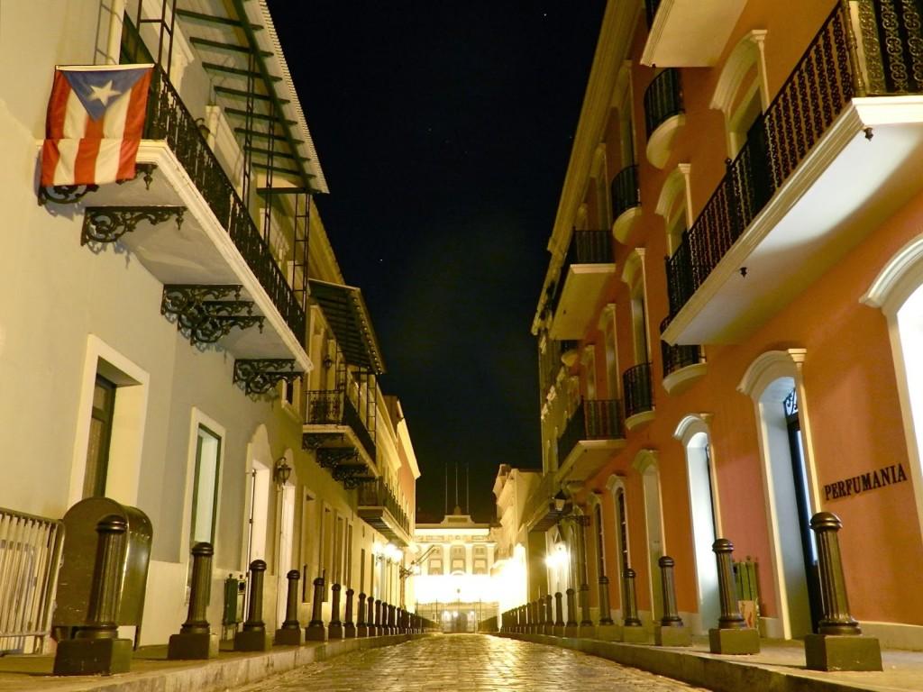 noite Viejo San Juan - porto rico - dicas blog lalarebelo 01