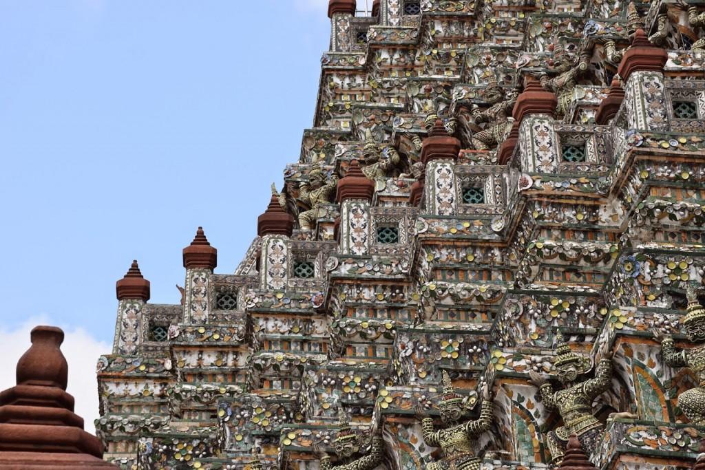 02-3 Wat Arun - temple of dawn - dicas o que fazer bangkok viagem templos