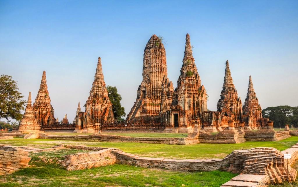 Ayutthaya | foto: Wikipedia
