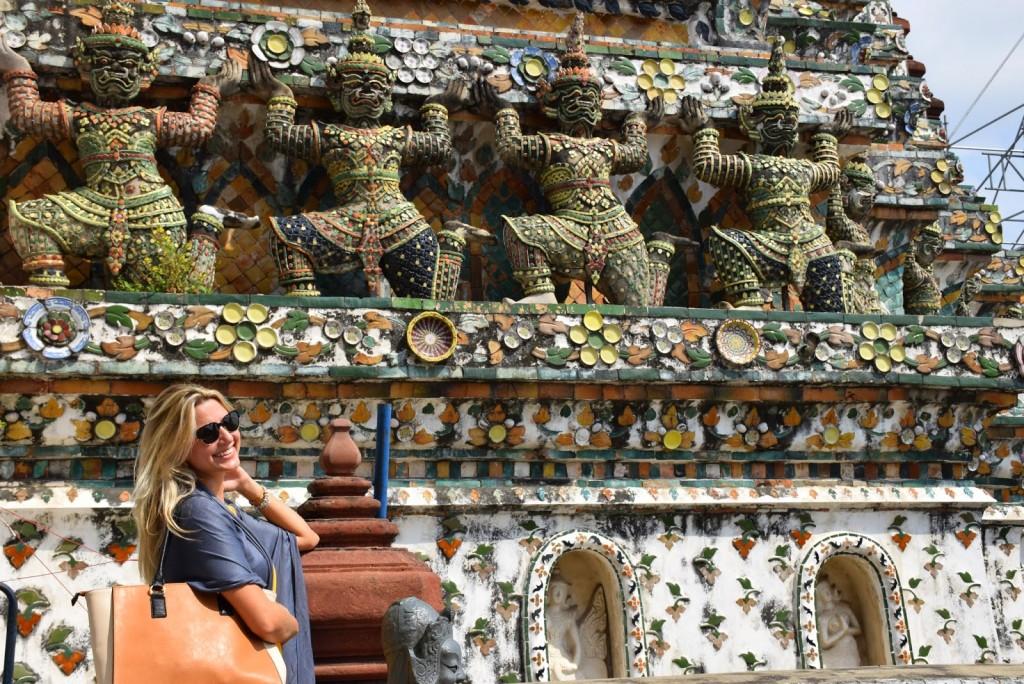 05 Wat Arun - temple of dawn - dicas o que fazer bangkok viagem templos