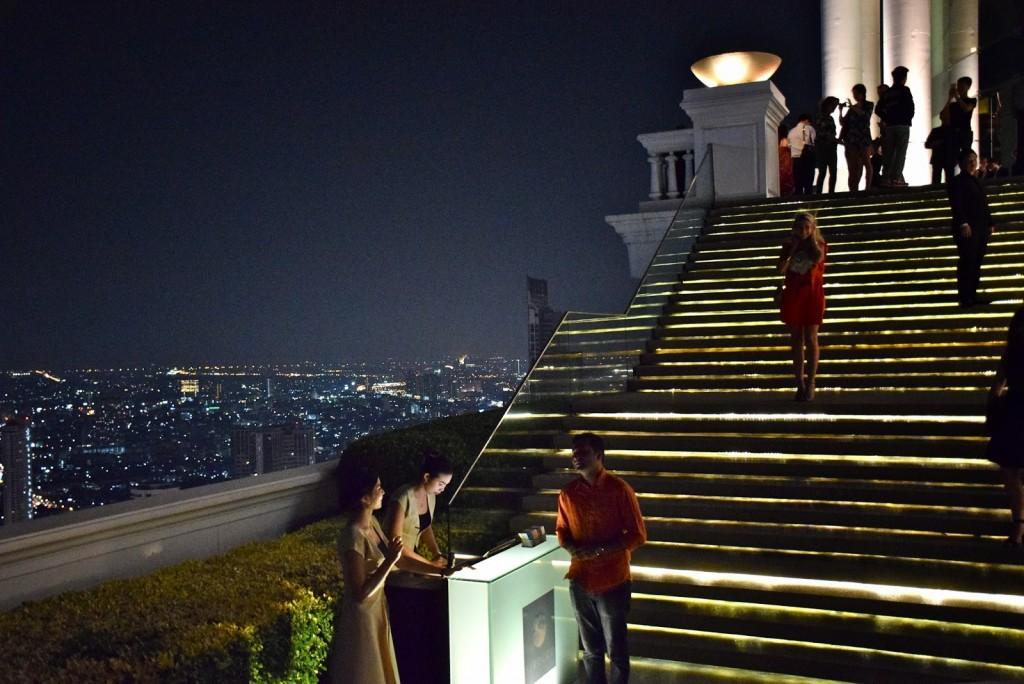 11 SIROCCO dome lebua state tower - hotel e restaurantes e rooftop bar de bangkok - dicas da Tailandia