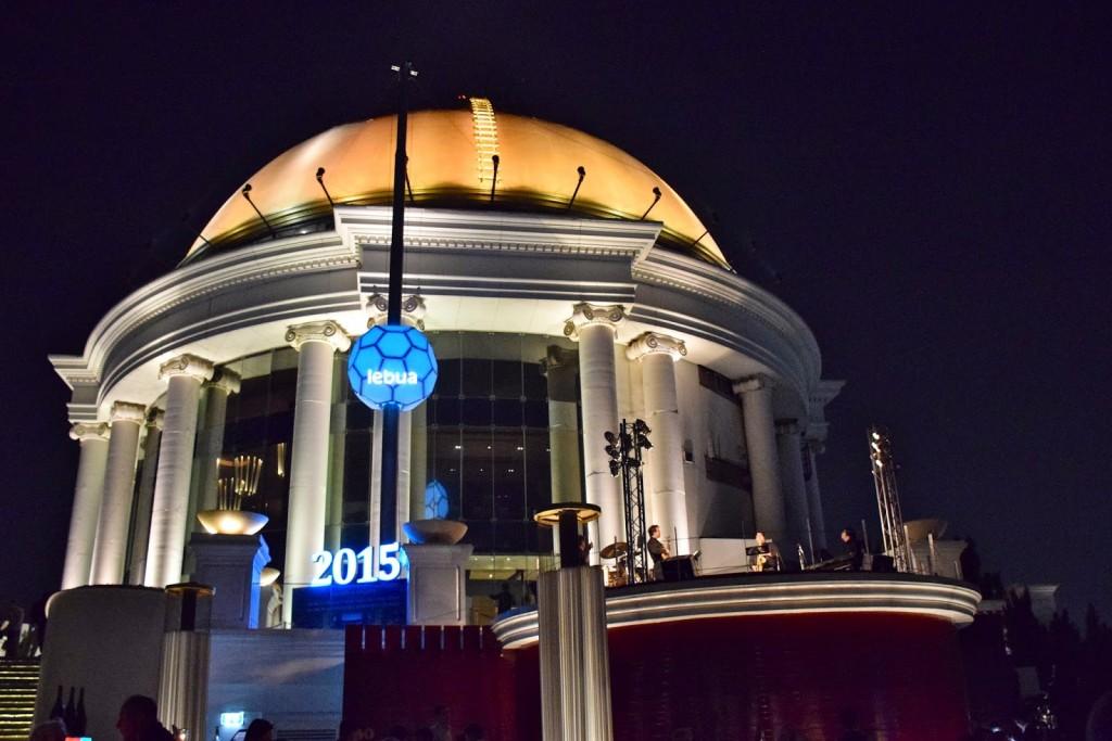 12 SIROCCO dome lebua state tower - hotel e restaurantes e rooftop bar de bangkok - dicas da Tailandia