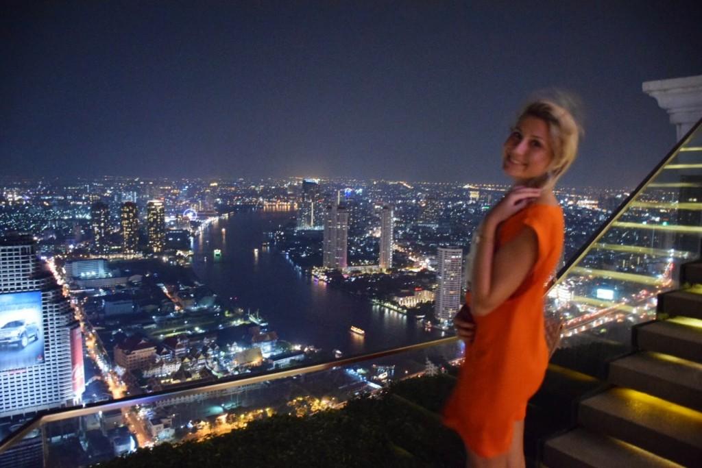 14 SIROCCO dome lebua state tower - hotel e restaurantes e rooftop bar de bangkok - dicas da Tailandia
