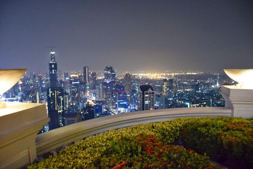 15 SIROCCO dome lebua state tower - hotel e restaurantes e rooftop bar de bangkok - dicas da Tailandia