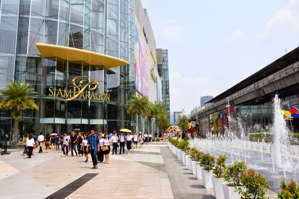 15 Siam Paragon - shoppings Siam Square Bangkok - dicas de viagem Tailandia