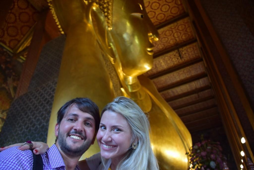 17 Wat Pho - templo do buda reclinado - o que fazer em bangkok dicas de viagem tailandia