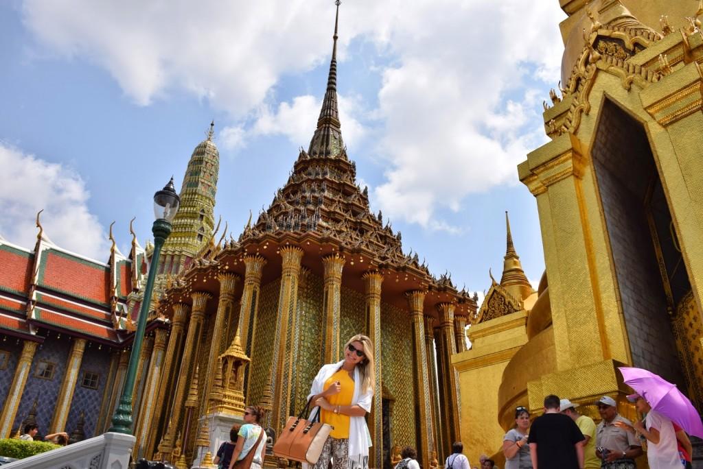 dicas de bangkok tailandia - Grand Palace - Templo do Buda de Esmeralda - Wat Phra Kaew
