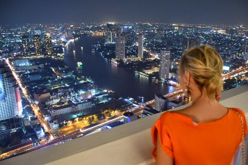 18 SIROCCO dome lebua state tower - hotel e restaurantes e rooftop bar de bangkok - dicas da Tailandia.JPG
