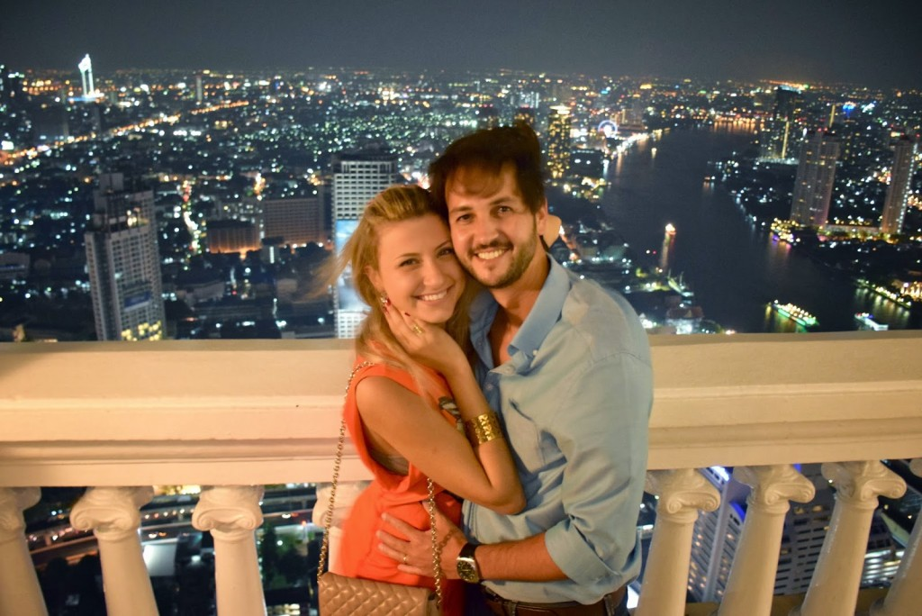 19 SIROCCO dome lebua state tower - hotel e restaurantes e rooftop bar de bangkok - dicas da Tailandia