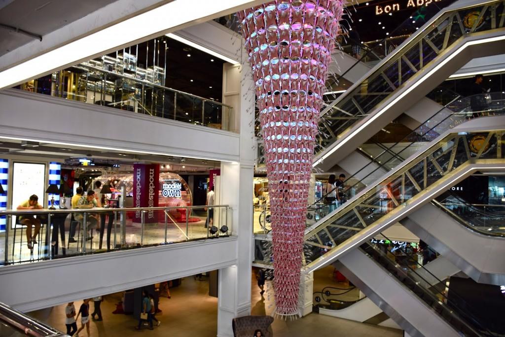 19 Siam Center - shoppings Siam Square Bangkok - dicas de viagem Tailandia