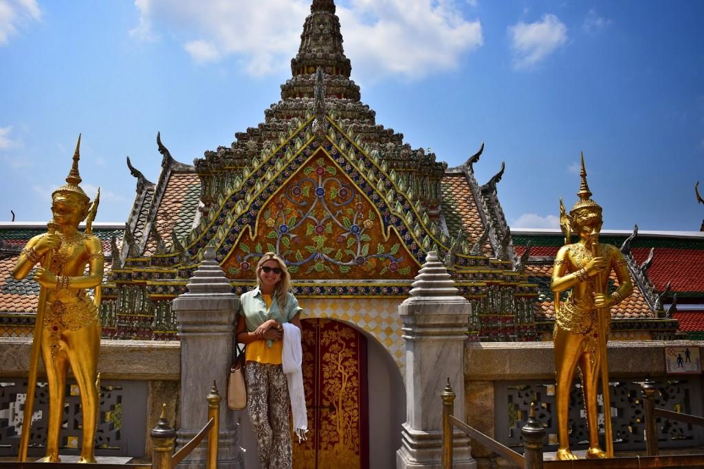 20 Grand Palace e templo do buda de esmeralda Wat Phra Kaew - o que fazer em bangkok dicas de viagem tailandia