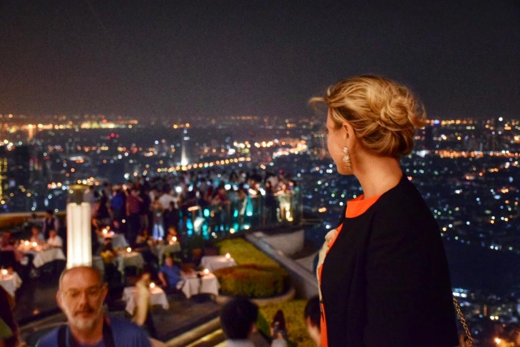 20 SIROCCO dome lebua state tower - hotel e restaurantes e rooftop bar de bangkok - dicas da Tailandia.JPG