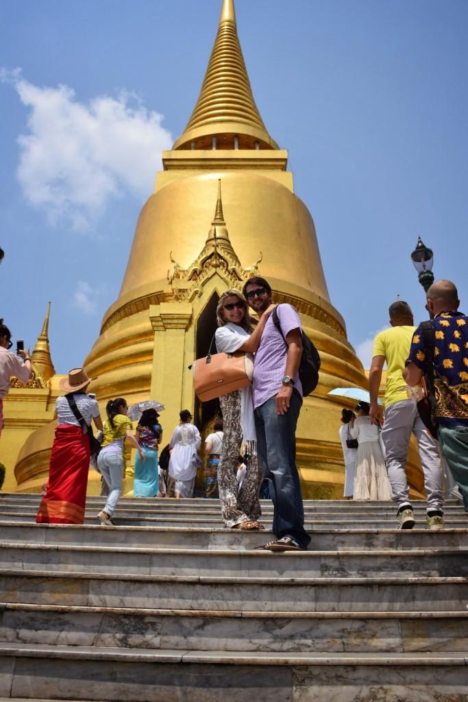 21 Grand Palace e templo do buda de esmeralda Wat Phra Kaew - o que fazer em bangkok dicas de viagem tailandia