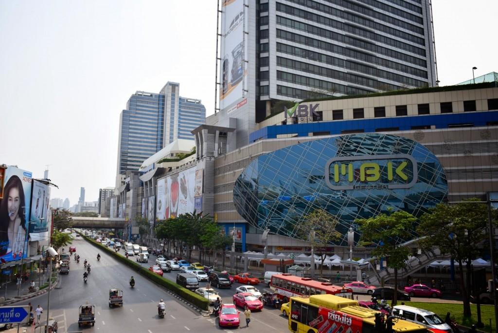 21 MBK Center - shoppings Siam Square Bangkok - dicas de viagem Tailandia