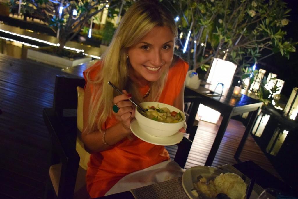 21Comidas tailandesas coconut soup krabi
