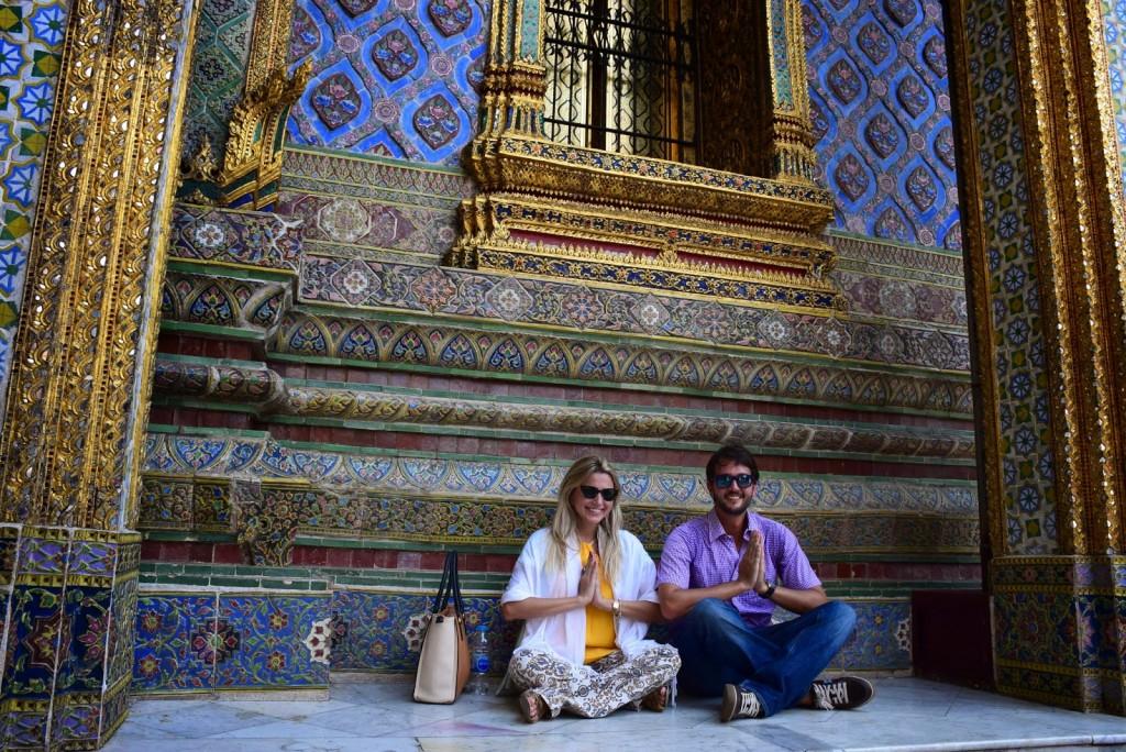 22 Grand Palace e templo do buda de esmeralda Wat Phra Kaew - o que fazer em bangkok dicas de viagem tailandia