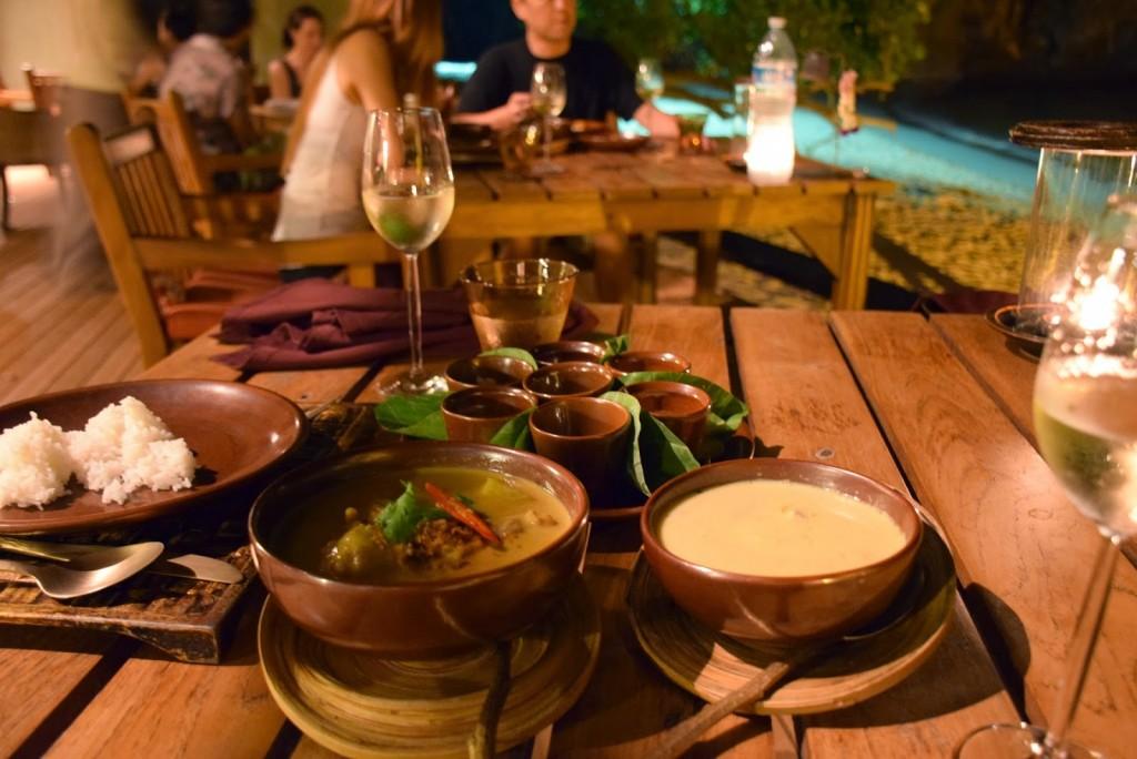22Comidas tailandesas chicken curry krabi