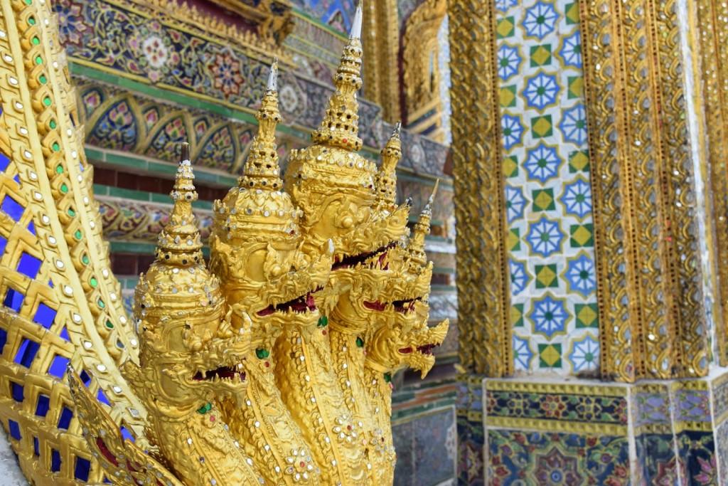 23 Grand Palace e templo do buda de esmeralda Wat Phra Kaew - o que fazer em bangkok dicas de viagem tailandia