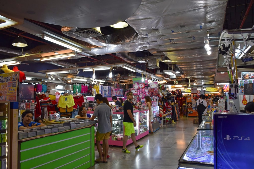 MBK Center - Mais pra camelô do que pra shopping, né?!
