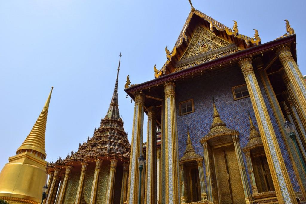 25 Grand Palace e templo do buda de esmeralda Wat Phra Kaew - o que fazer em bangkok dicas de viagem tailandia