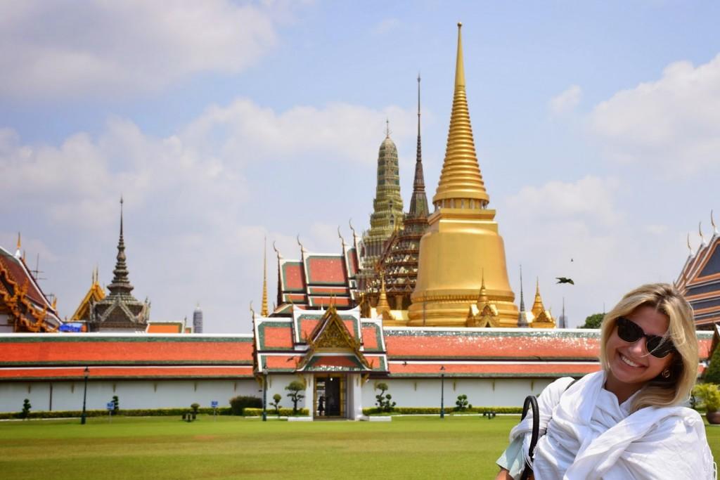 26-2 Grand Palace e templo do buda de esmeralda Wat Phra Kaew - o que fazer em bangkok dicas de viagem tailandia